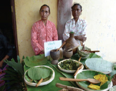 Traditional cooking competition