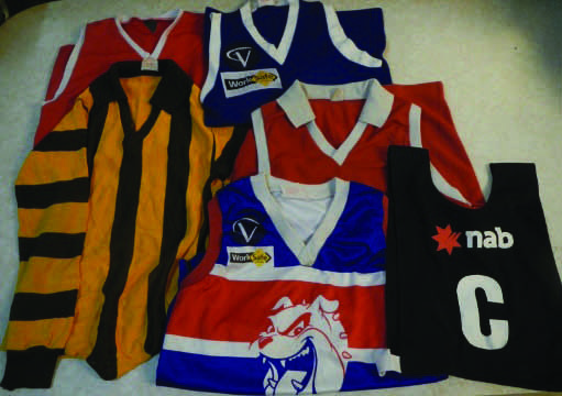 The sports loving kids in Venilale will be amazed when they receive enough uniforms to dress whole teams. The basketball keen girls will also appreciate sets of bibs rather than having their current practice of wearing coloured strips of material