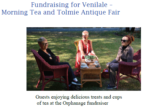 Fundraising for Venilale