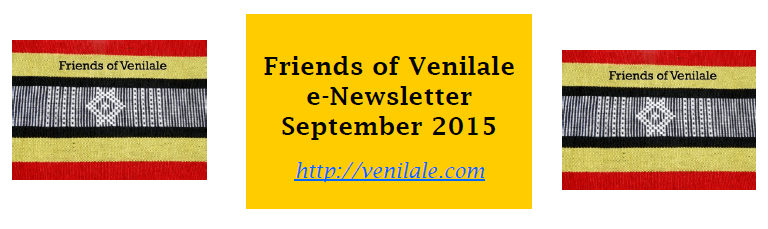 e-Newsletter September 2015